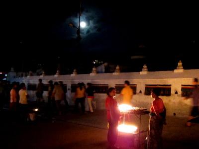満月のボダナート
