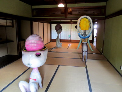 琵琶湖ビエンナーレ 人形
