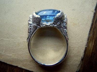 カイヤナイトリング zakuro