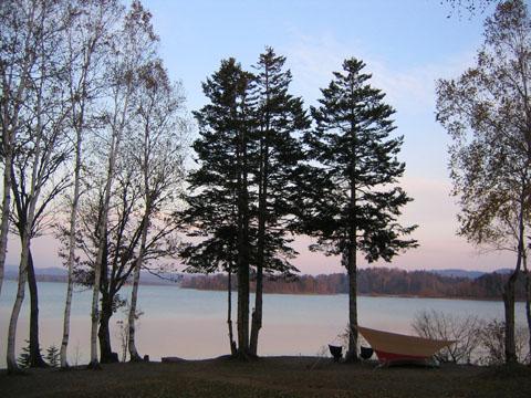 朱鞠内湖 20041019