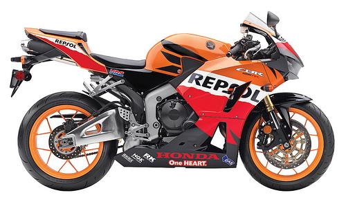 CBR600RR REPSOL