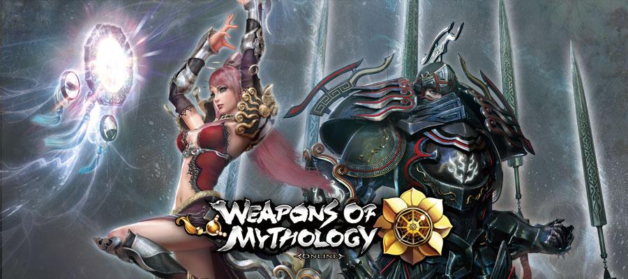 基本無料のファンタジーMMORPG『ウェポンズオブミソロジー』