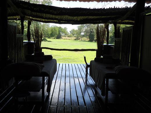 スパ@Mfuwe Lodge, サウスルアンガ
