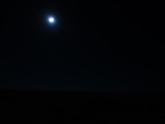 マカディカディパンの満月