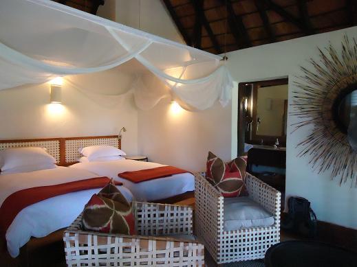 Bedroom@Mfuwe Lodge