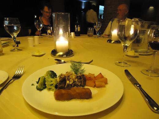 Dinner@Mfuwe Lodge