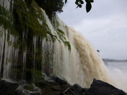 アチャの滝