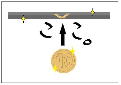十円玉色の輝き