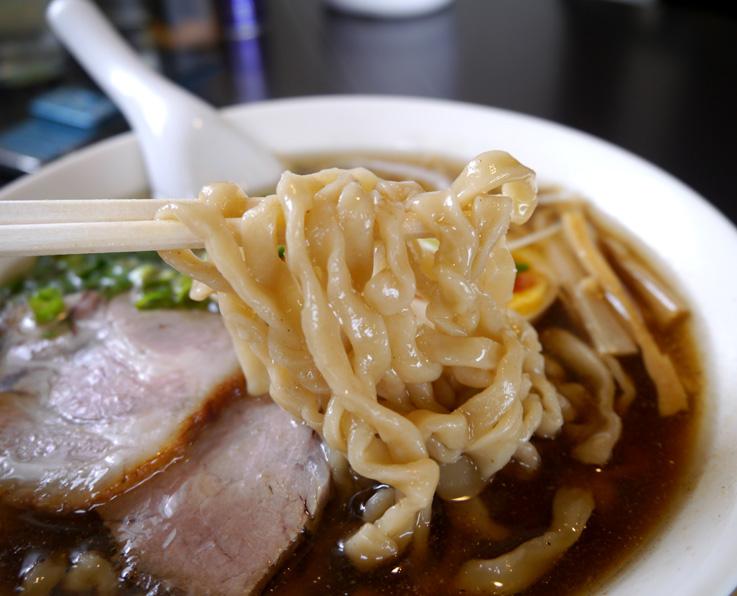 ボルドー麺