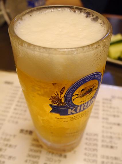 鳥一ビール