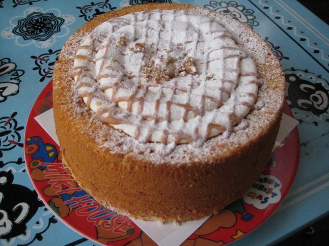 冬ギフトケーキ