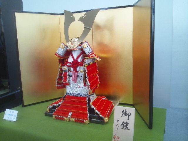 DSC_0525奉納赤糸鎧