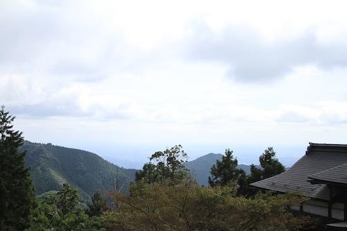 御嶽神社 絶景