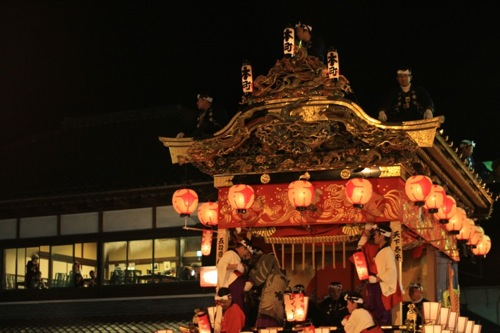 秩父夜祭り 山車07