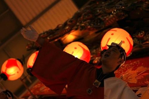 秩父夜祭り 山車08