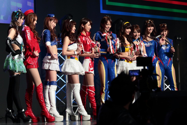 日本レースクイーン大賞2013 (3)