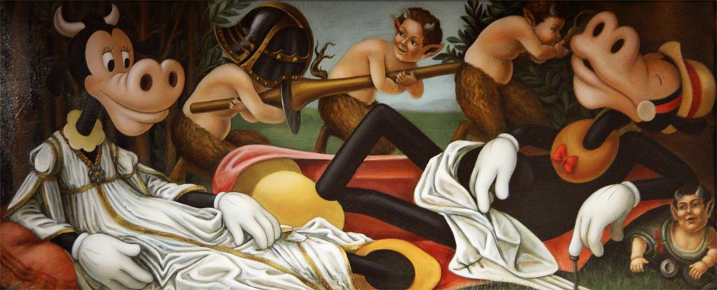 ヴァレンティーナズ・スウィートの絵たち(その3)