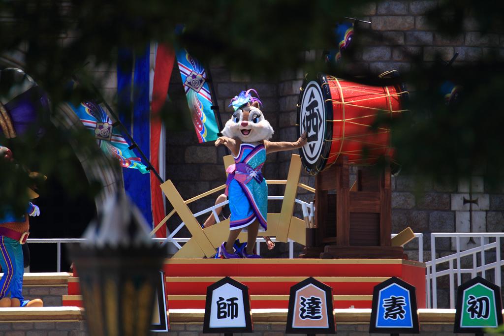 """狭間からクラリス(爽涼鼓舞""""ザ・ホットチャレンジ"""")"""