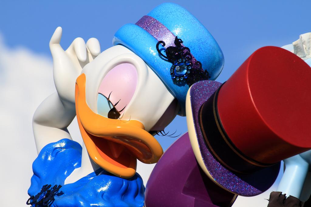 デイジーの姉さん(ディズニー・ハロウィーン2012 東京ディズニーランド)