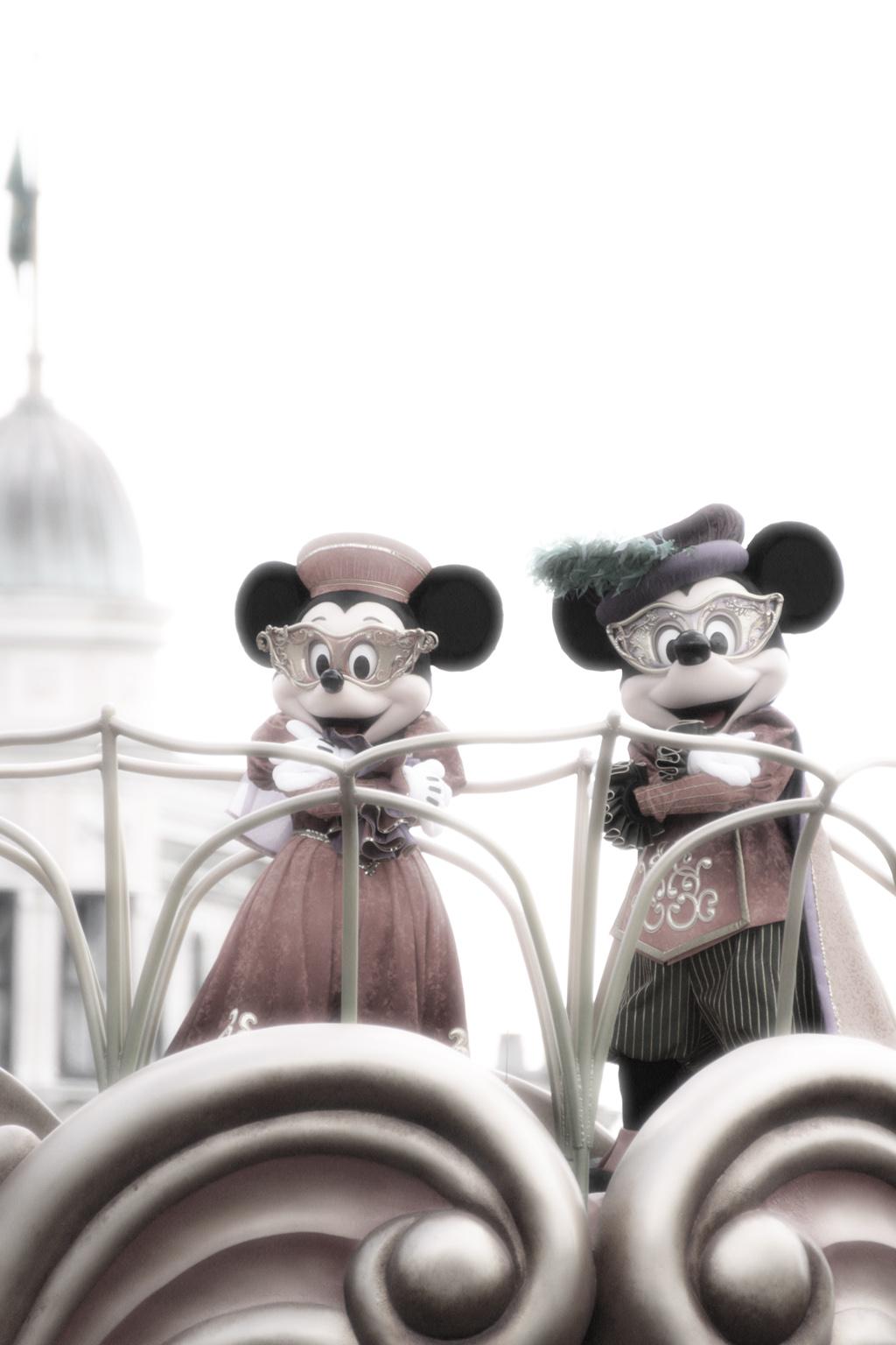 Mr. and Mrs. duke(ハロウィーン・デイドリーム)