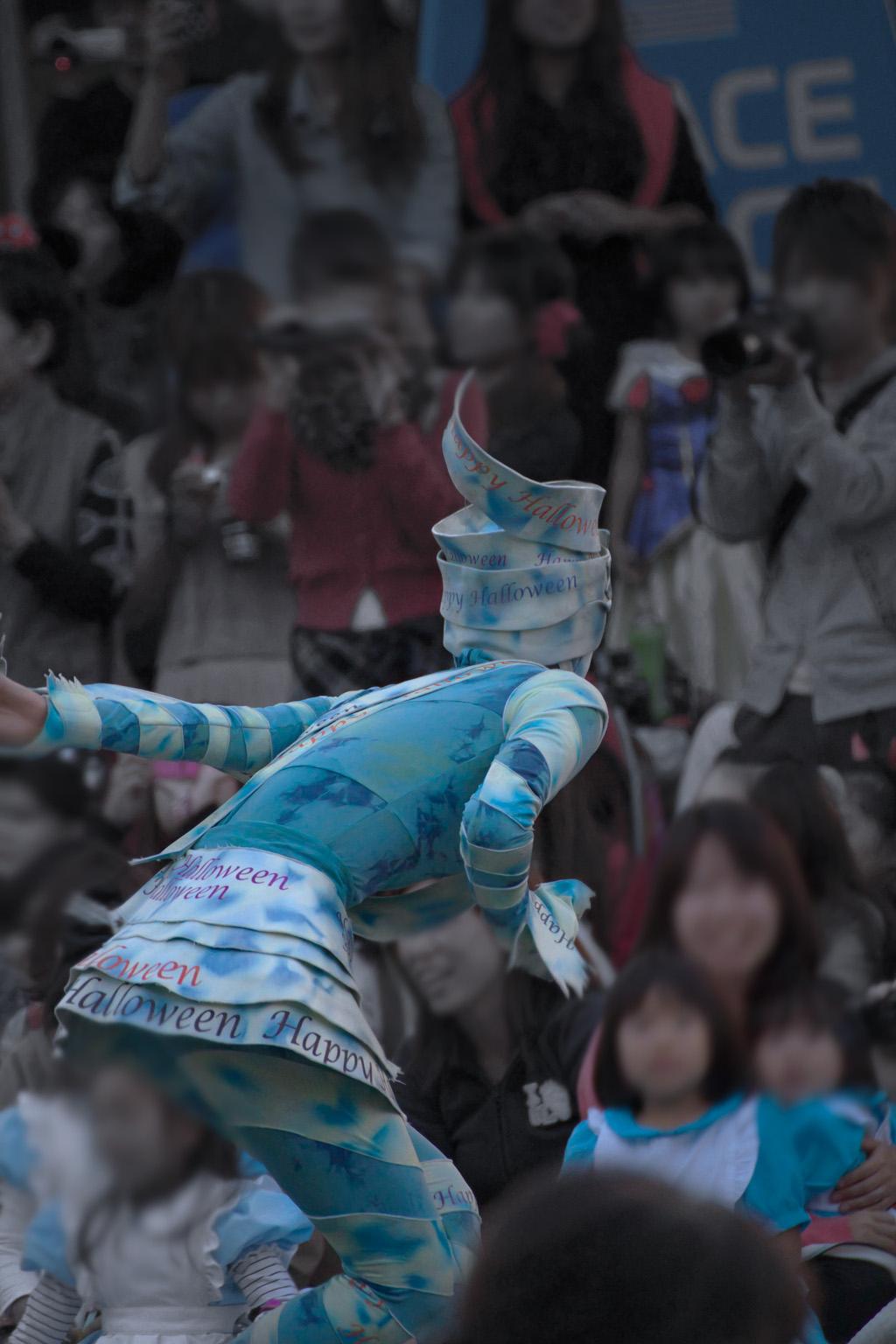 """記憶に(ディズニー・ハロウィーンストリート""""ウェルカム・トゥ・スプーキーヴィル"""")"""