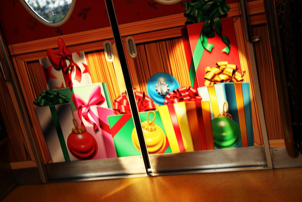 ディズニー・クリスマス・ライナー