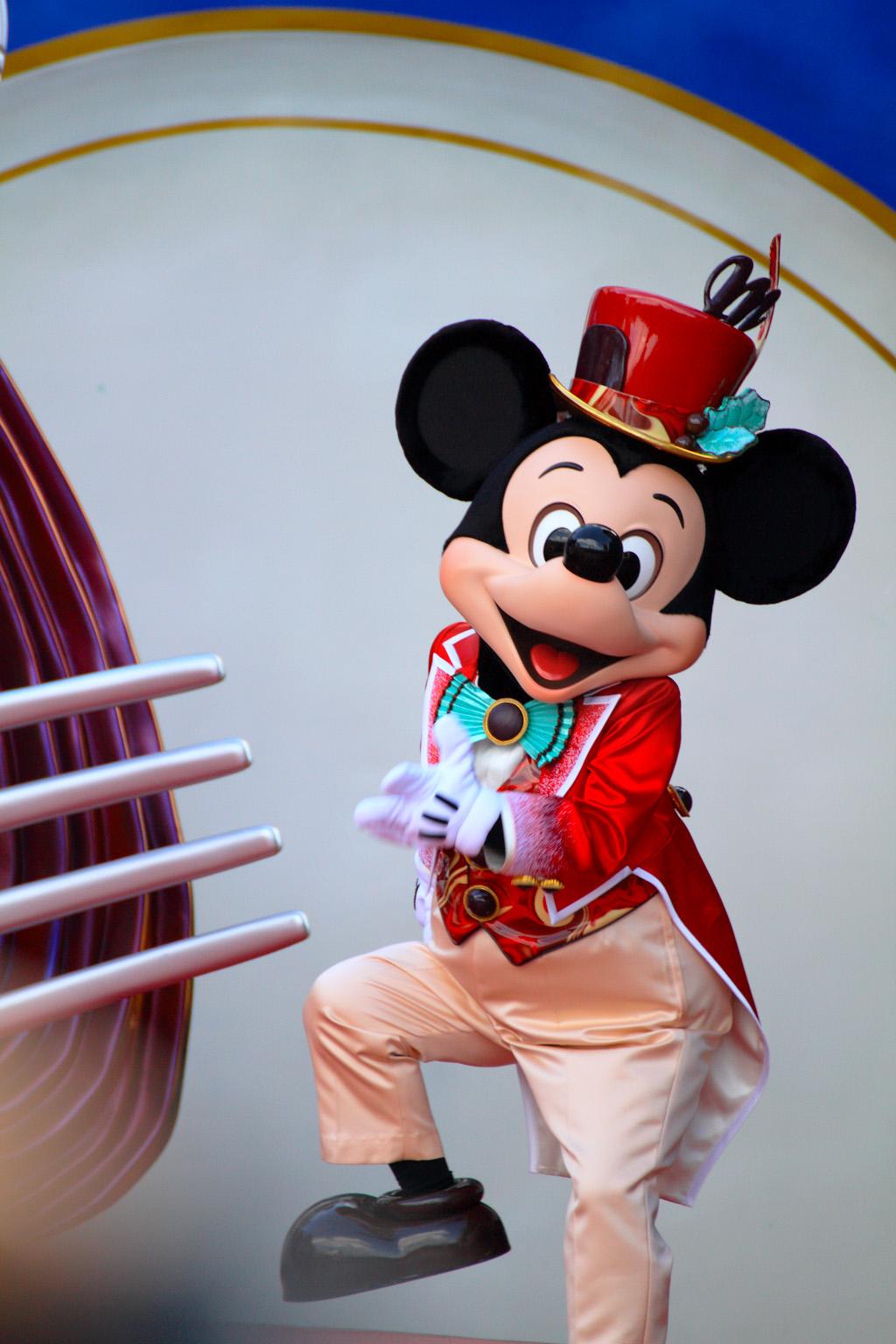 ミッキー(テーブル・イズ・ウェイティング -クリスマスキュイジーヌ)