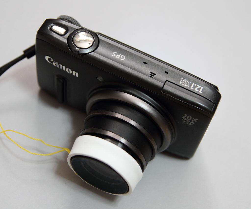 Canon PowerShot SX260 HS ワイドコンバージョン