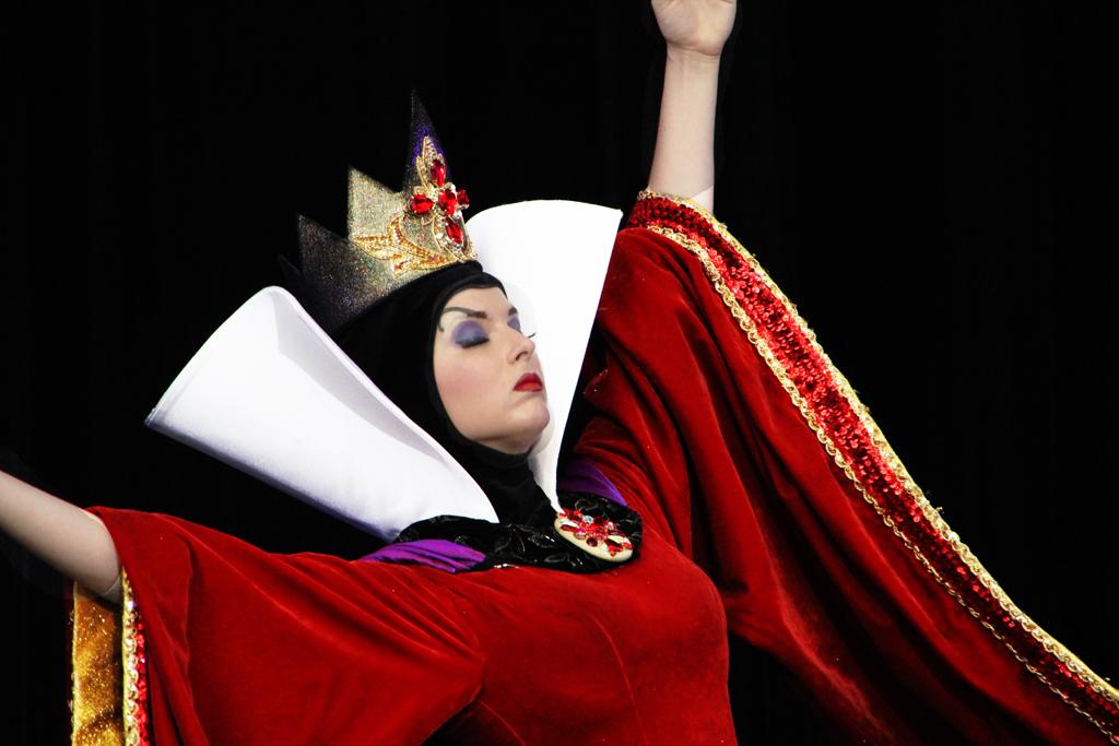 王妃(ワンマンズ・ドリームⅡ -ザ・マジック・リブズ・オン 2010/09)