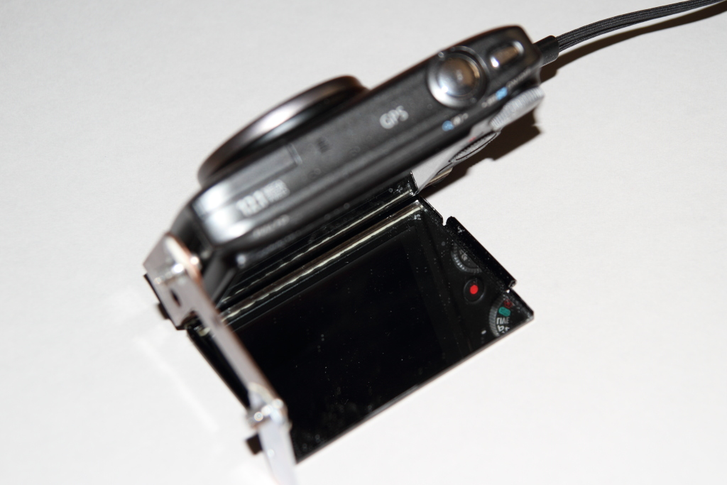 自立用スタンド(Canon PowerShot SX260 HS)