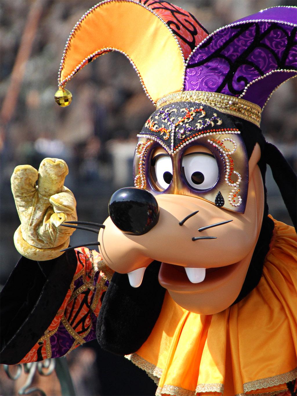 グーフィー(マウスカレード・ダンス)(2010)