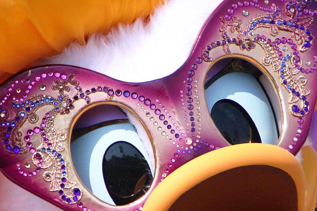 ハロウィーンデコマスク(マウスカレード・ダンス)(2010)