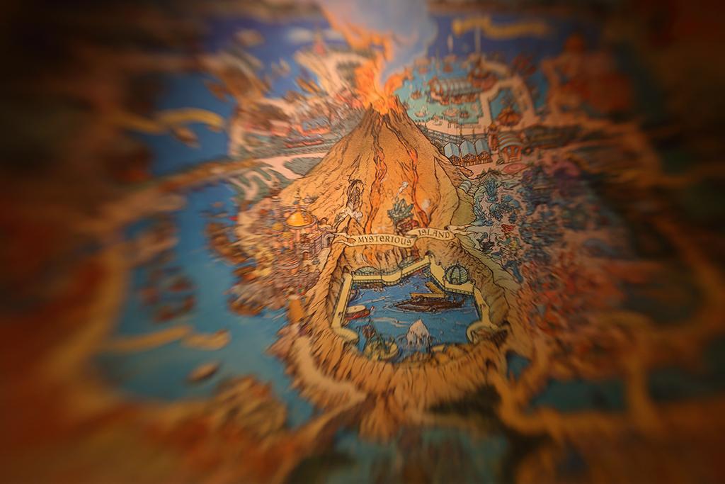 イマジネーションが作り出す冒険に満ちた世界(東京ディズニーシー・ホテルミラコスタ)