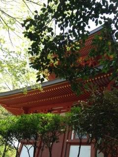 円成寺楼門 H24/4/29