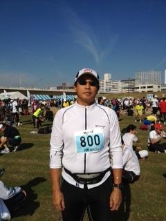 大阪30K マラソン大会