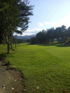 ゴルフ場③