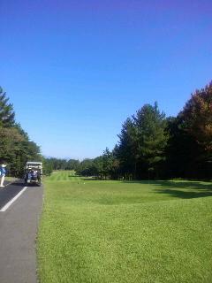 ゴルフ場①