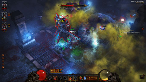 Diablo III itmnmr