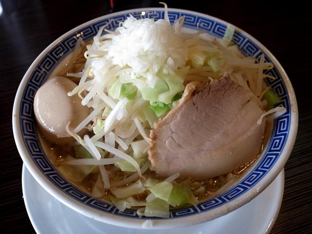 味玉ガジ麺しょうゆ