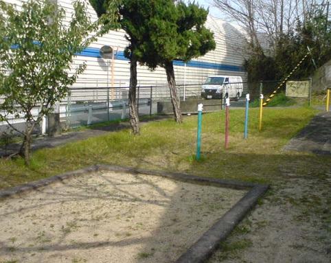 北の町第3遊園 砂場