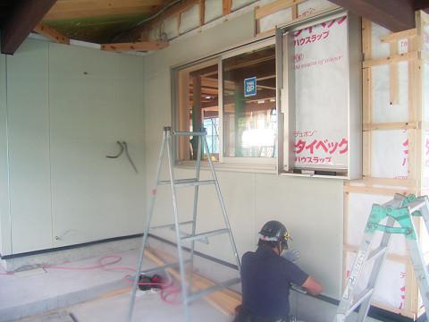 0775 サイディング工事