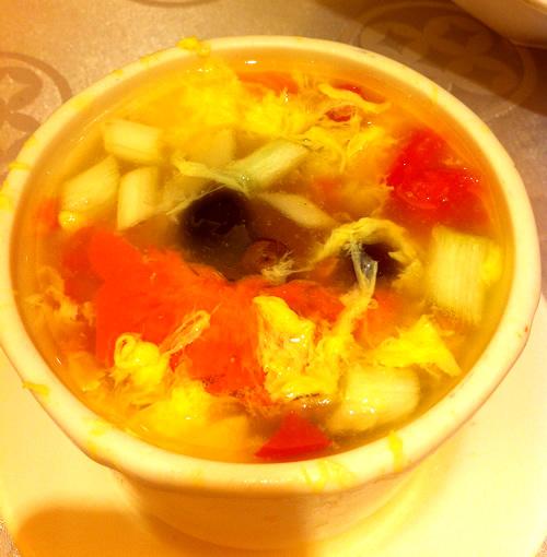 吉星港式飲茶スープ