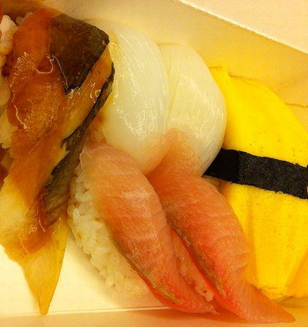 築地魚金アナゴ