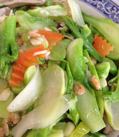竹子湖野菜