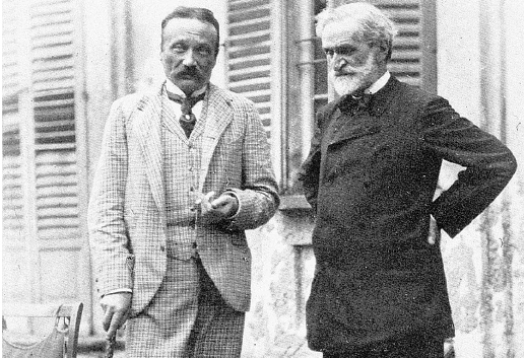 Verdi and Boito
