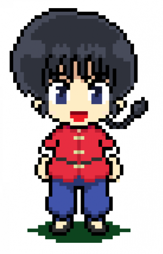 big Ranma Male