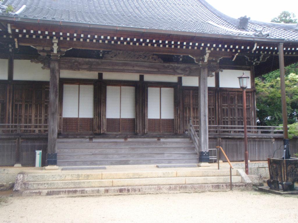 願行寺、本堂