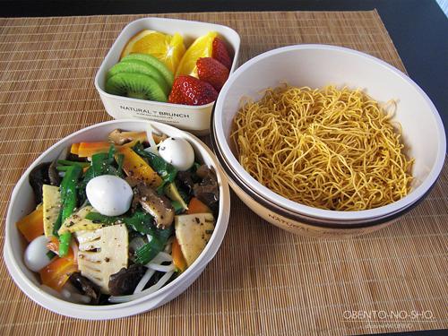 野菜ばっかり皿うどん弁当01