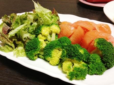 ブロッコリトマト
