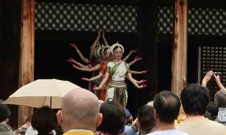 元興寺(アルダナディシュワラ)(15)